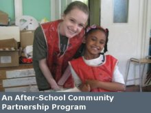 An Afterschool Community Partnership Program